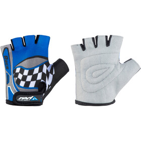 Red Cycling Products Race Bike Guantes largos Niños, blue-grey